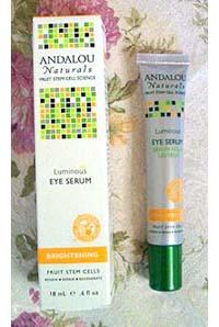Andalou Naturals, Luminous Eye Serum