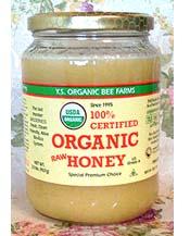 Y.S. Eco Bee Farms, 100% Certified Organic Raw Honey