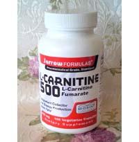 Jarrow Formulas, L-Carnitine 500