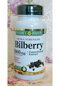 Nature's Bounty, Extra Strength Bilberry