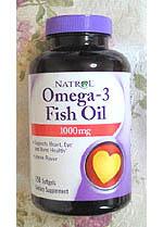 Natrol, Omega-3 Fish Oil, Lemon Flavor