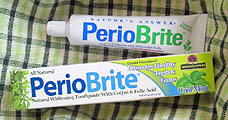 Nature's Answer, Periobrite Toothpaste