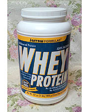 Jarrow Formulas, Whey Protein