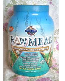 Garden of Life, RAW Meal, Beyond Organic Meal Replacement Formula