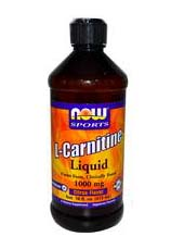 Now Foods, L-Carnitine Liquid, Citrus Flavor, 1000 mg